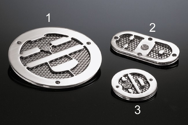 Clutch / chain / phase cover