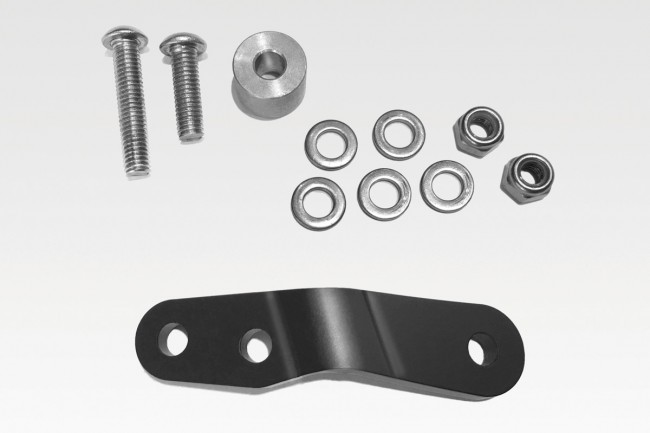 Kit gear levers extension