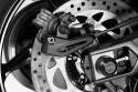 Rear brake clamp cover | 2