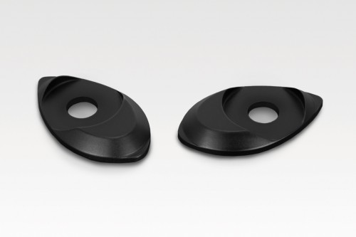 Adaptors for indicators