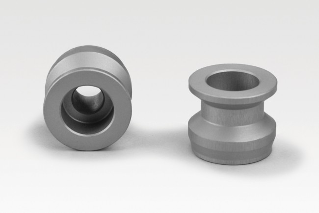 Kit buttons for rear fork stand