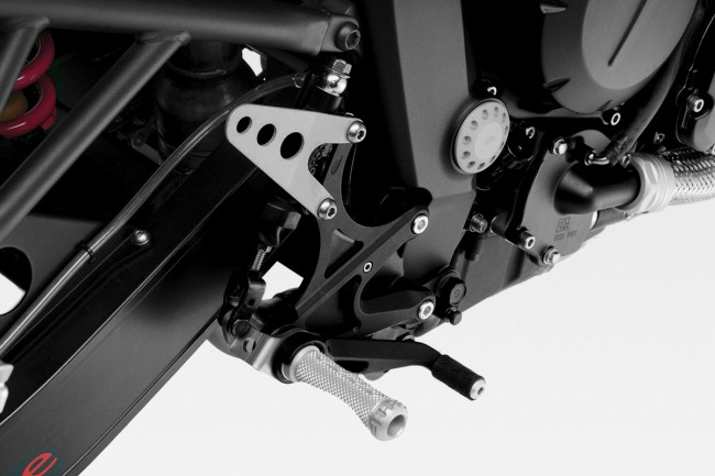 Kit controls repositioning SBK