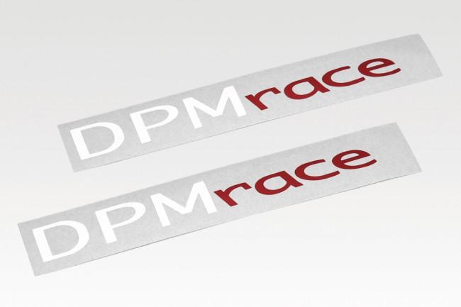 Calcomanie DPM Race