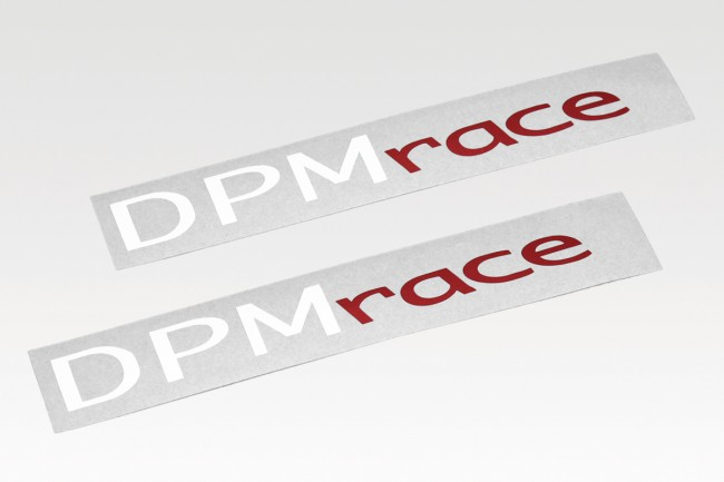 Decalcomanias DPM Race