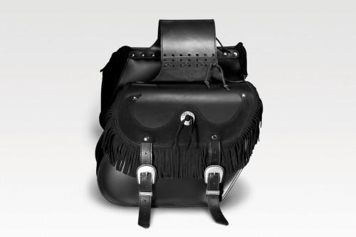 Bags BIKER fringed