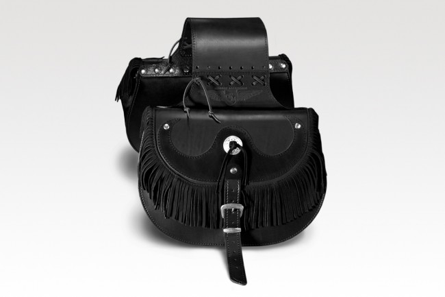 Bags CUSTOM fringed