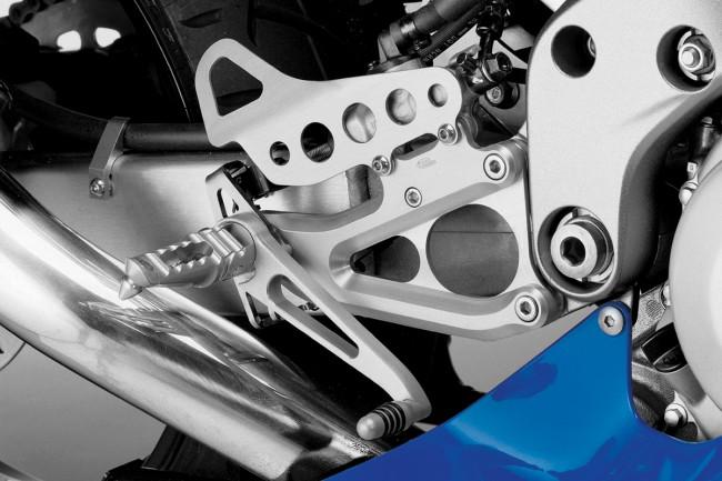 Kit controls  RACE