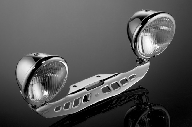 Kit additional headlights