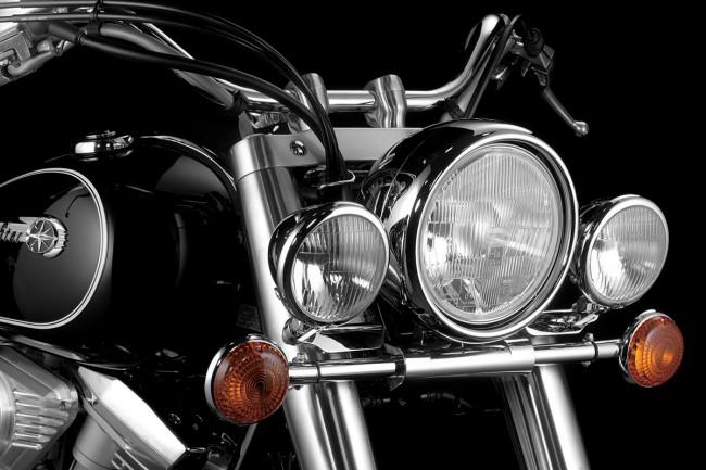 Kit additional headlights
