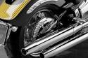 Rear brake disc cover | 2