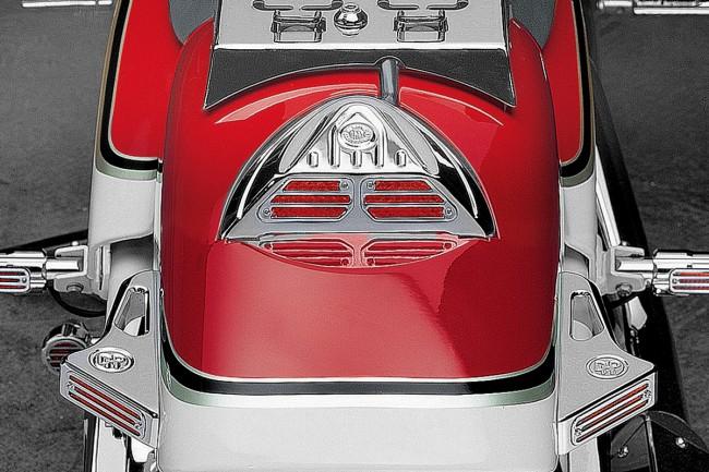 Rear light  IRON