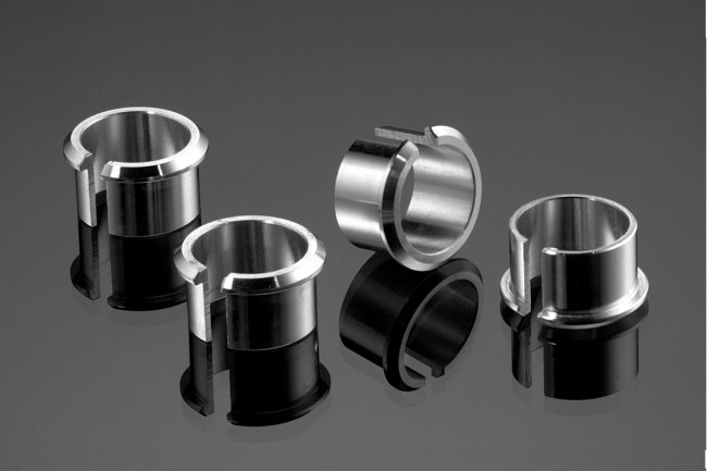 Handlebar reduction bushings