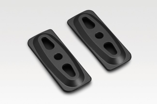 Chain adjustment covers