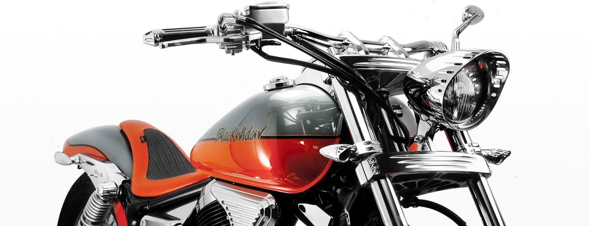 VT 750 Black Widow